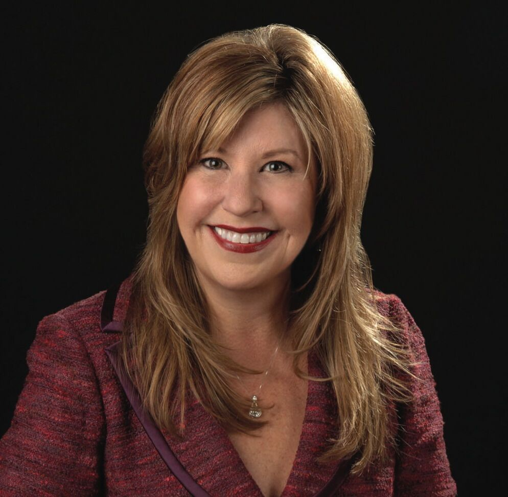 ICON's Founder and CEO, Pamela O'Rourke